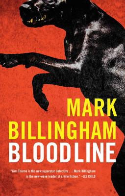 Bloodline (#8 Tom Thorne Novel)