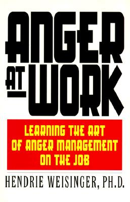 Anger at Work