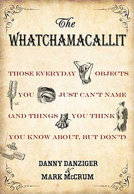 The Whatchamacallit: Those Everyday Objects You Just Can't Name (And Things You Think You Know About