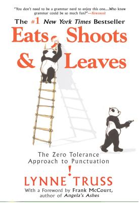 Eats, Shoots, and Leaves