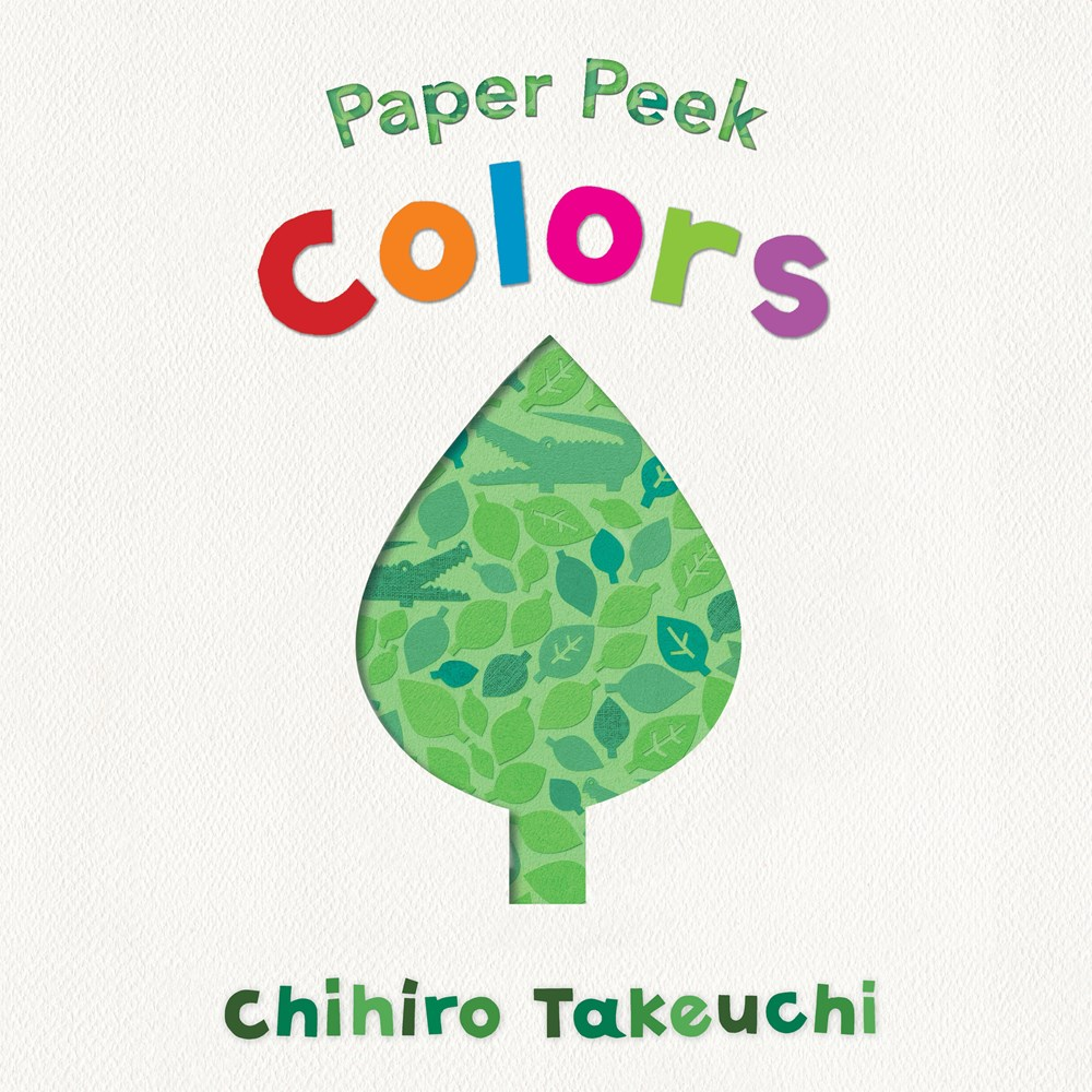 Paper Peek: Colors