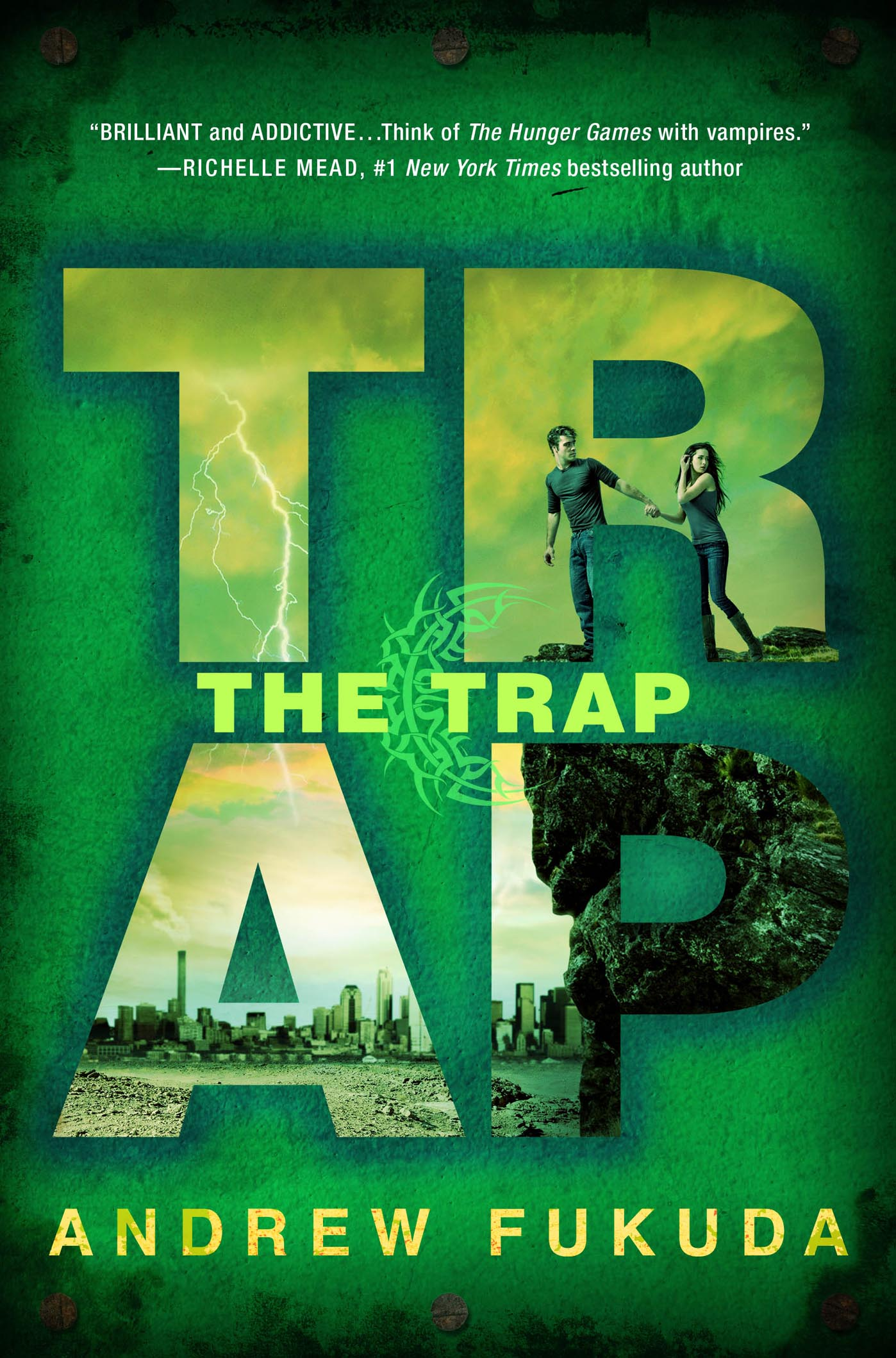 the trap by andrew fukuda at inkwell management literary agency