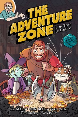 The Adventure Zone Vol. 1