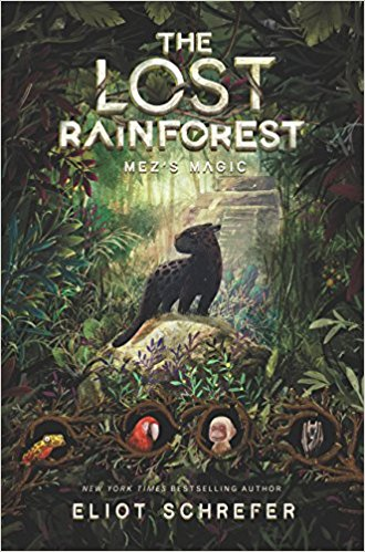 The Lost Rainforest #1