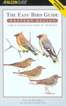 The Easy Bird Guide: Western Region