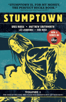 Stumptown Vol. 1: The Case of the Girl Who Took Her Shampoo