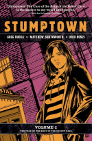 Stumptown Vol. 2: The Case of the Baby in the Velvet Case