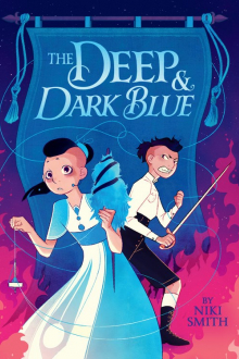The Deep & Dark Blue