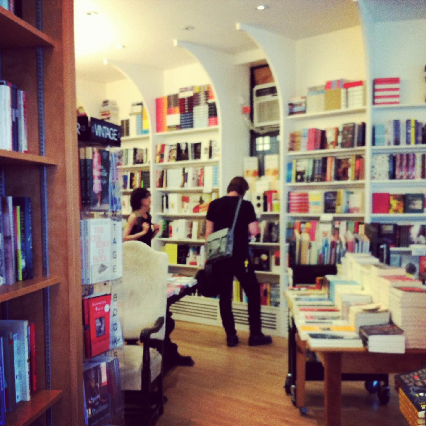 Greenlight Bookstore in Fort Greene - Brooklyn